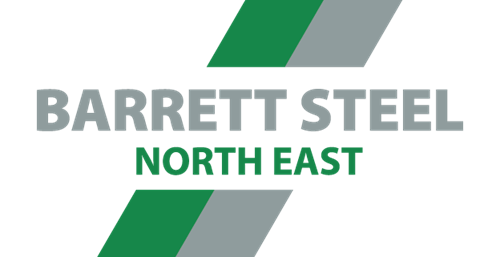 Barrett Steel North East logo