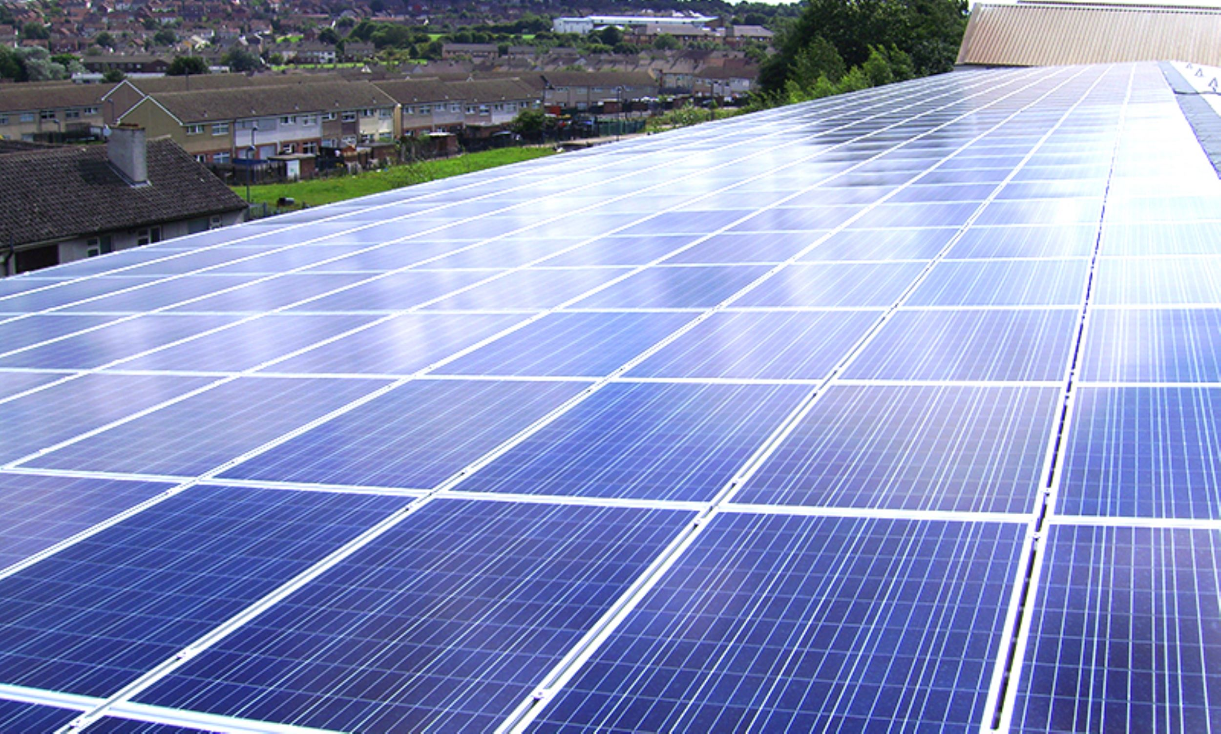 Barrett Steel leads the way in renewable energy with £400,000 solar project