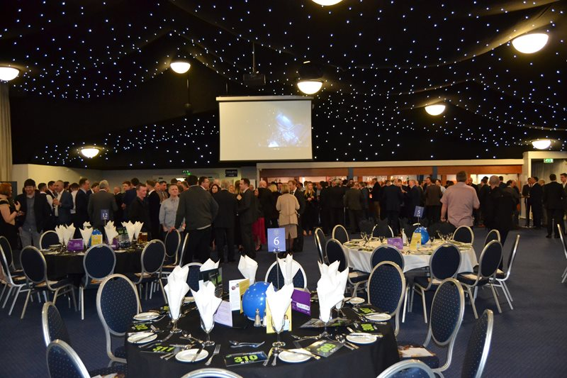 Over 10K raised at the Barrett Steel Charity Sporting Dinner 2018