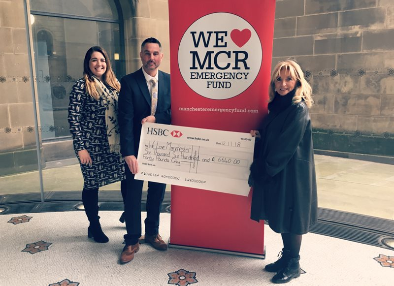 Barretts Charity Dinner Raises over £6k for We Love Manchester