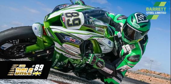 Barrett Steel Racing bounce back into the new season